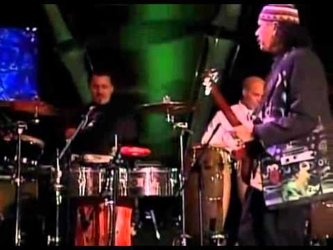 Carlos Santana: Black Magic Woman (Official Live Vide ...