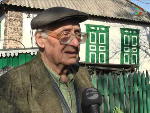 Гуманитарная помощь в пос. Зуевка