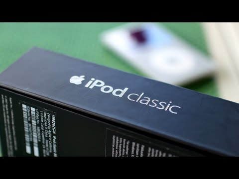 iPod Classic: 10 Years Later!
