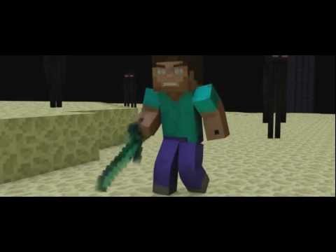 Minecraft Animation - Enderbrine Part 1