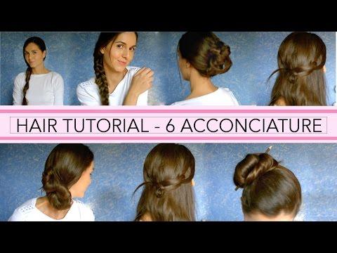 hairstyle - acconciature per la scuola