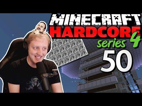 "Minecraft Hardcore - S4E50 - ""CREEPER FARM"" • Highlights"