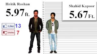 Nonton Hritik Roshan Height Comparison with 35 Stars Film Subtitle Indonesia Streaming Movie Download