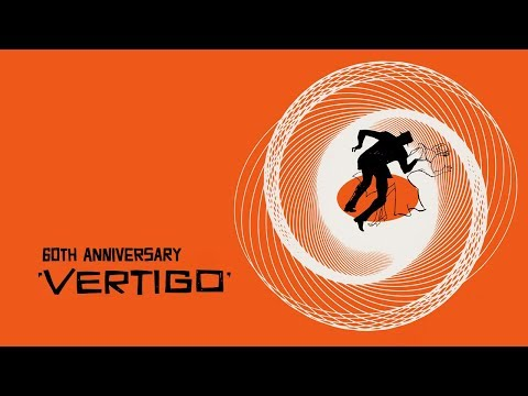 Vertigo - official 60th anniversary trailer