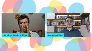 Videoconferência sobre desafios de líderes na gestão educacional