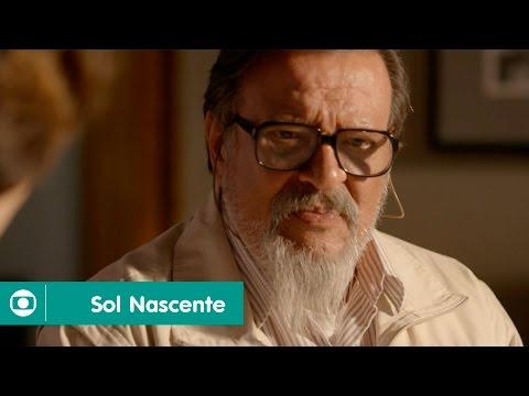 Sol Nascente: capítulo 130 da novela, sábado, 28 de janeiro, na Globo