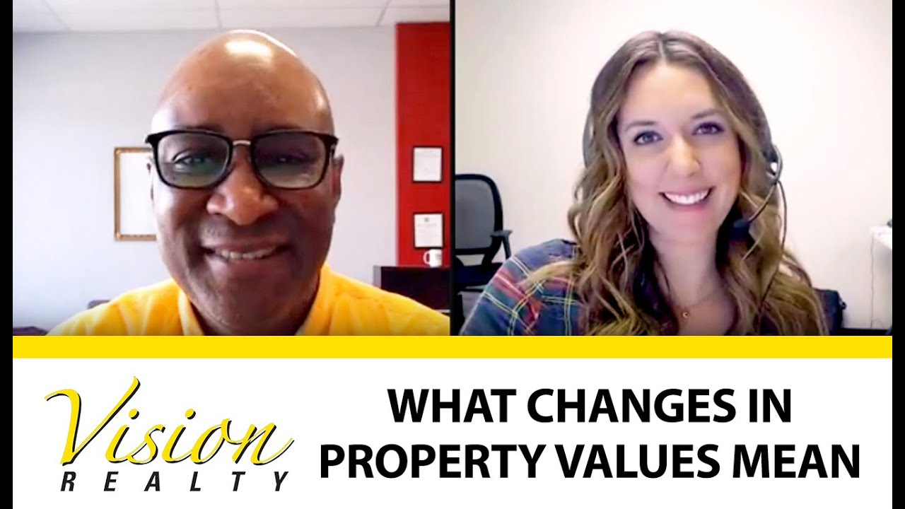 What Does It Mean if Your Property Valuation Has Gone Up?