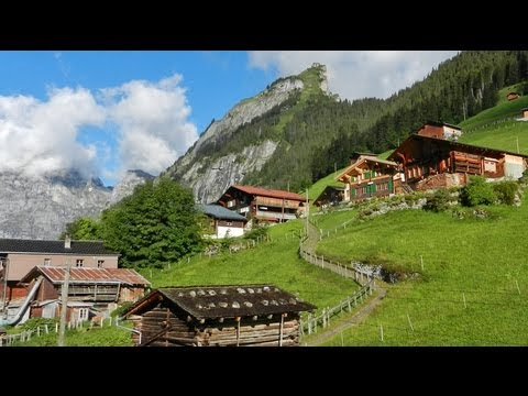 Gimmelwald%2C Switzerland%3A Best of the Alps