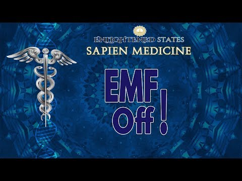 Negative EMF protection and conversion (energetically programmed audio)
