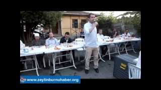 Ak Parti Zeytinburnu MeclisÜyesi Engin Şen'den Ramazan Ruhuna Uygun İftar