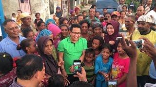 Jelajah Maluku Tenggara, Cak Imin Dianugerahi Anak Adat