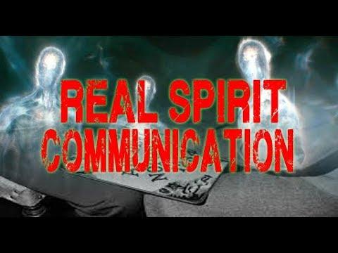 LIVE Interactive Spirit Communication