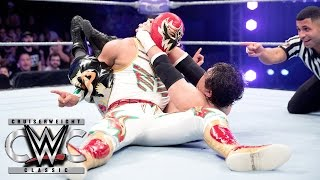 Nonton Gran Metalik Vs  Tajiri   Second Round Match  Cruiserweight Classic  Aug  10  2016 Film Subtitle Indonesia Streaming Movie Download