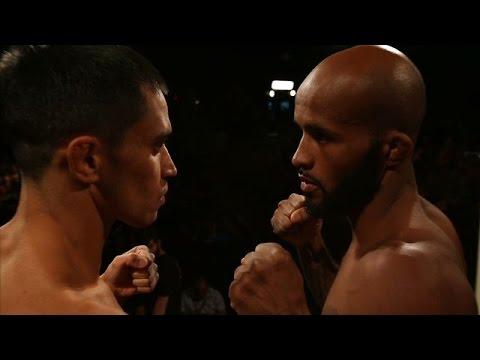 UFC 178%3A Weigh-In Highlights