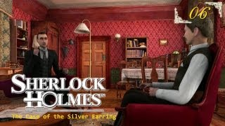 Sherlock Holmes (Video Games) - The Secret of the Silver Earring - Pt.6