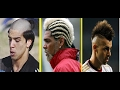 20 Weirdest Hairstyle - Football Players - Crazy & Funny & Awesome