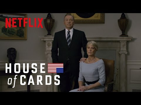 House of Cards Season 5 (Promo 'The Price of Power')