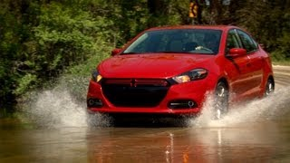 Driving Sports TV - 2013 Dodge Dart Reviewed - All-New American Compact Car