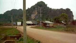 Vieng Xai Laos  city photo : Vieng Xai, Laos. 02-02-2009