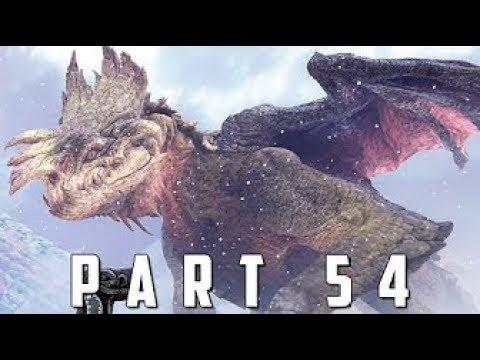 GOD OF WAR Walkthrough Gameplay Part 54 - THE FINAL DRAGON (God of War 4)