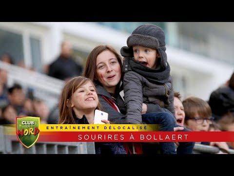 Le Racing Club de Lens invite les jeunes de la région!