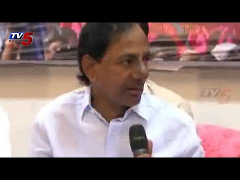 KCR Press Meet After Medak By Polls Victory | Part 1 : TV5 News