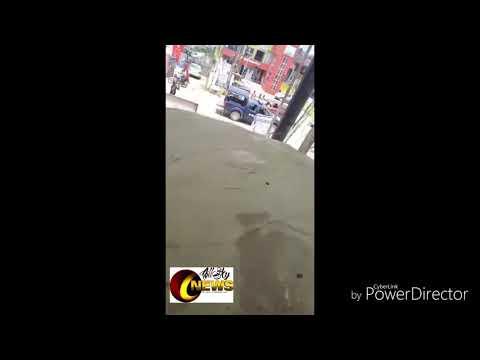 Nigeria Police Force Shooting in Ile IFe