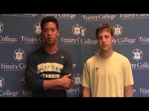 2013 Trinity Men's Tennis Season Preview