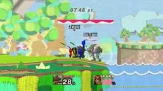 The WakuShow ep.4 – French combo video (but I'll call it a string video on /r/smashgifs just in case)