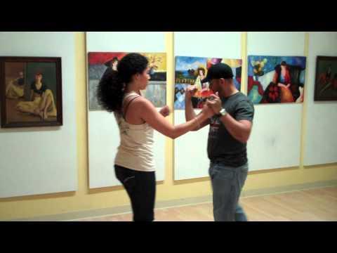 Footworks Studio, Advanced Salsa, May 10