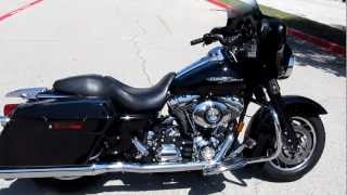 9. 2008 Harley-Davidson Street Glide For Sale