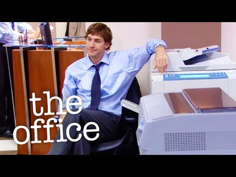 The Squeaky Chair  - The Office US