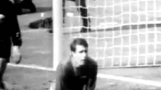 Geoff Hursts Hattrick im WM-Finale 1966 gegen Deutschland