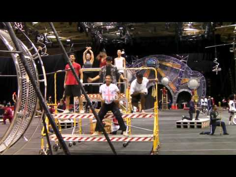 ringling - Preview rehearsal footage from Ringling Bros and Barnum & Bailey's new 2013 circus