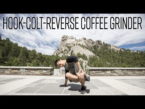 Learn How To BBOY/BGIRL | Hook To Colt To Reverse Coffee Grinder | Footwork Combination
