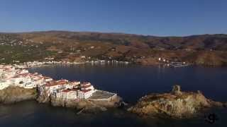 Andros Greece  city photos gallery : Beaches & Scenery of Andros Island, Greece (Aerial view)