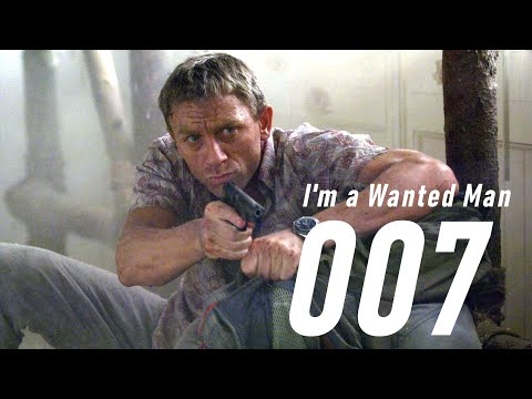 [Tribute] JAMES BOND 007 - ''I'm A Wanted Man''