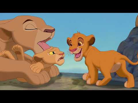 The Lion King 2: Simba's Pride (1998) Best Scene Part 1274