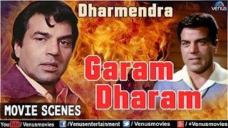 Dharmendra  Garam Dharam  Action Scenes  Hindi Movies  Movies Scenes Jukebox