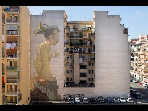 "Video: Etam Cru ""Coffee Break"" Rome, Italy."