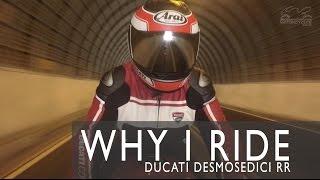 9. Why I Ride: Ken Tam's Ducati Desmosedici RR