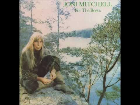Tekst piosenki Joni Mitchell - For The Roses po polsku