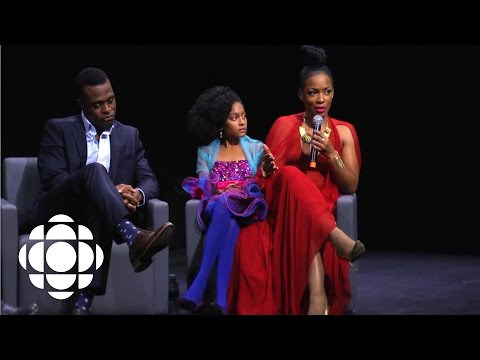 The Book of Negroes' Aunjanue Ellis on why Aminata is a modern hero | CBC Connects