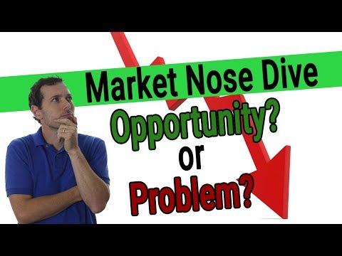 Stock Market Crash 2018 - What's My Best Move?