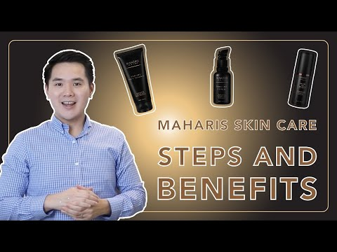 Maharis Skincare: Steps and Benefits