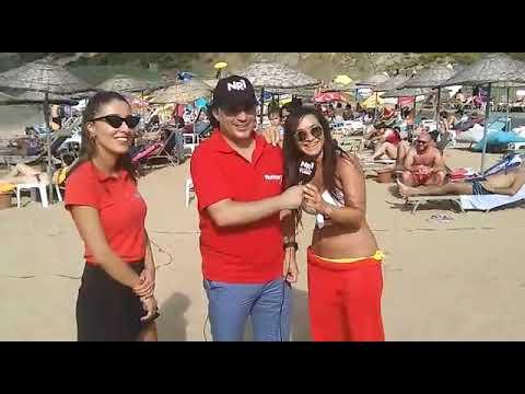 Milyon beach fest'te eğlence sürüyor (видео)