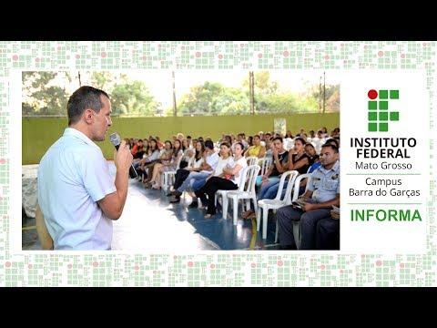 IF Campus Barra do Garças Informa 10