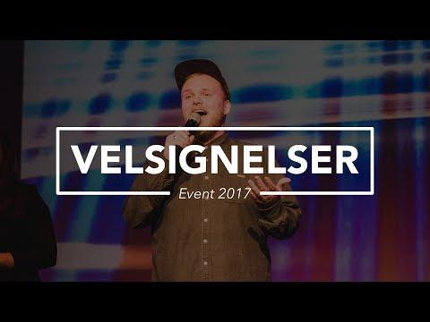 Hør Velsignelser (Release EVENT 2017) på youtube