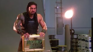 Nonton Go Behind The Scenes Of Roman Reigns  Wwe Money In The Bank Video Shoot Film Subtitle Indonesia Streaming Movie Download