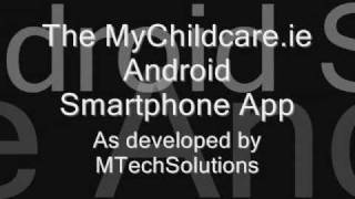 MyChildCare.ie YouTube video